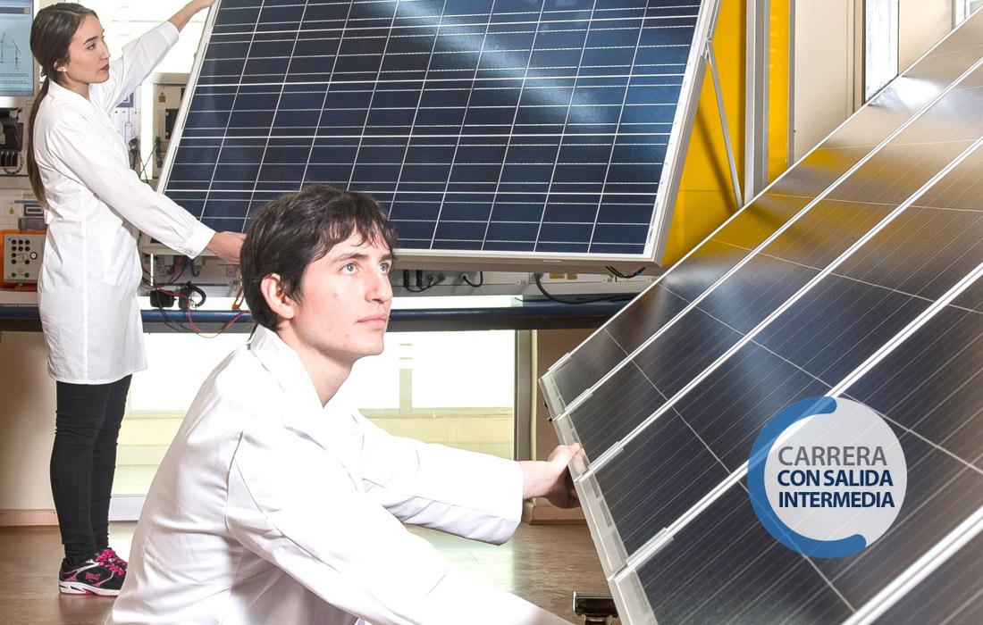 Ingeniería de Ejecución en Energías Renovables y Sustentabilidad Ambiental