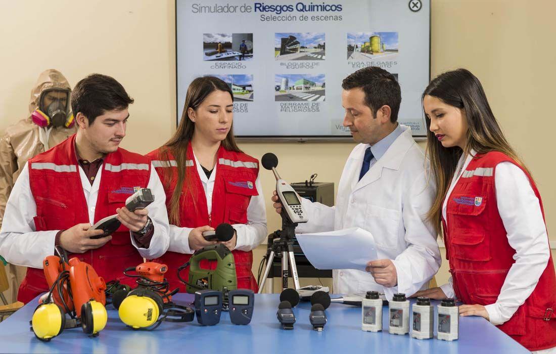 Programa Especial de Ingeniería de Ejecución en Prevención de Riesgos