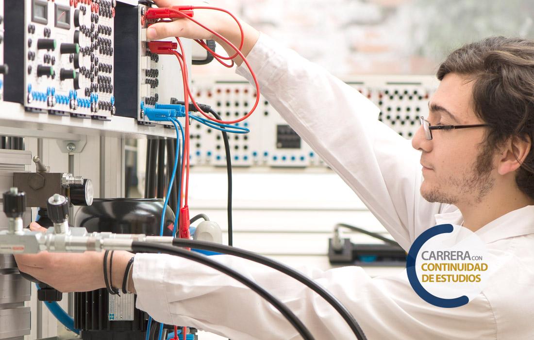 Técnico en Electromecánica