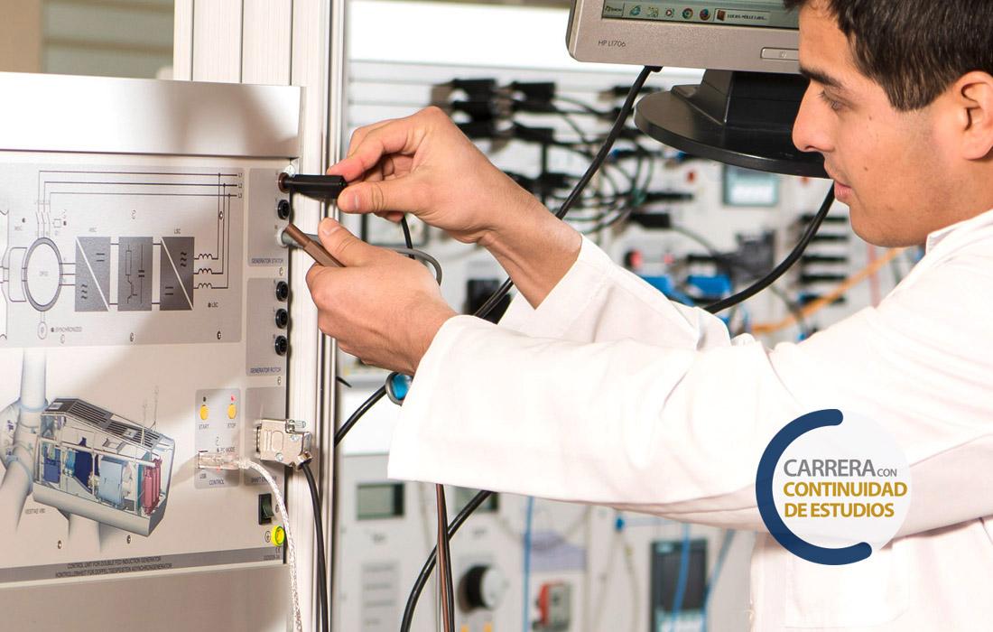 Técnico en Energías Renovables y Eficiencia Energética
