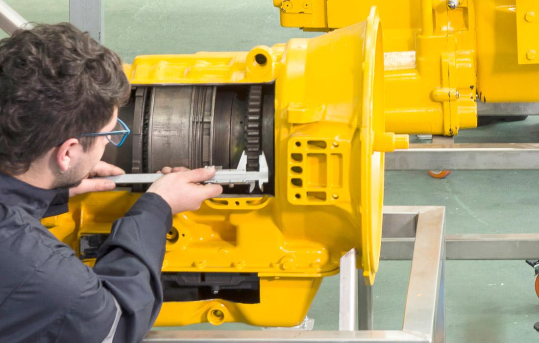 Técnico en Mecánica Automotriz y Maquinaria Pesada